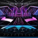 Mẫu thiết kế sân khấu sự kiện ấn tượng