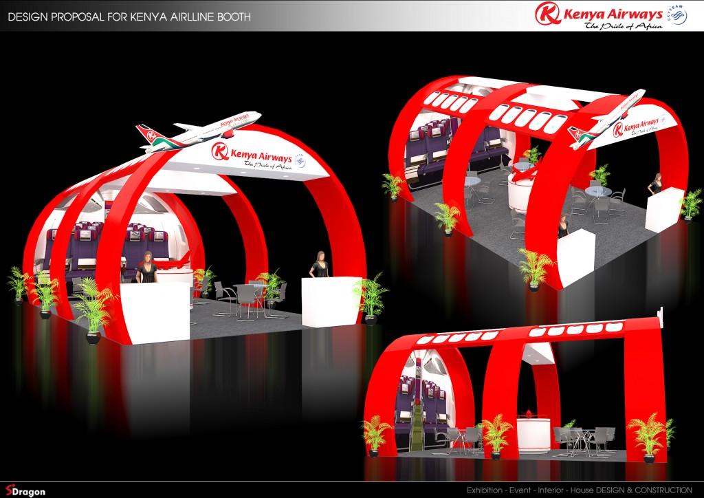 KenYa Booth Design
