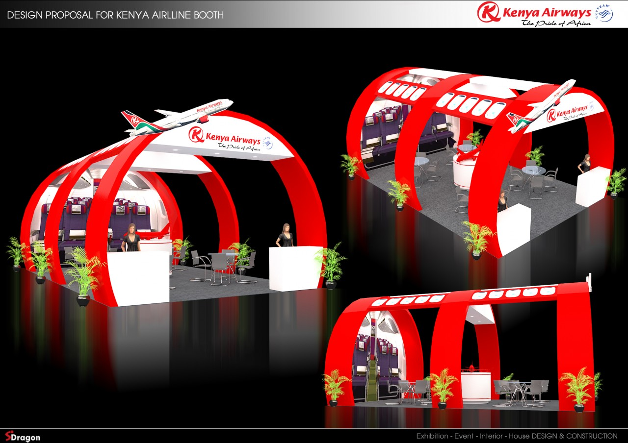 KenYa Booth Design