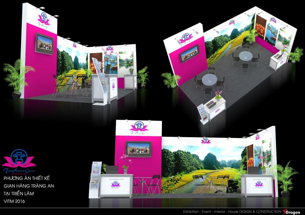 Trang An - Design