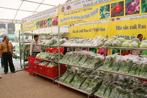 Triển lãm Nông nghiệp sẽ diễn ra tại Khu Hội chợ Triển lãm giao dịch Kinh tế và Thương mại - Số 489 Hoàng Quốc Việt, Cầu Giấy, Hà Nội