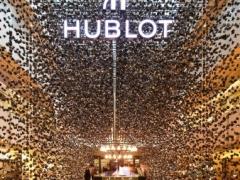Thiết kế gian hàng Hublot của Asylum, Singapore