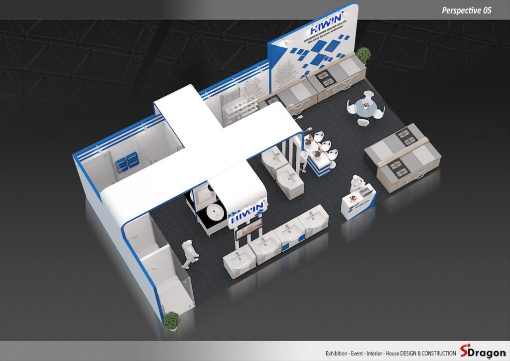 Sản phẩm trưng bày tại triển lãm Dược phẩm và trang thiết bị y tế