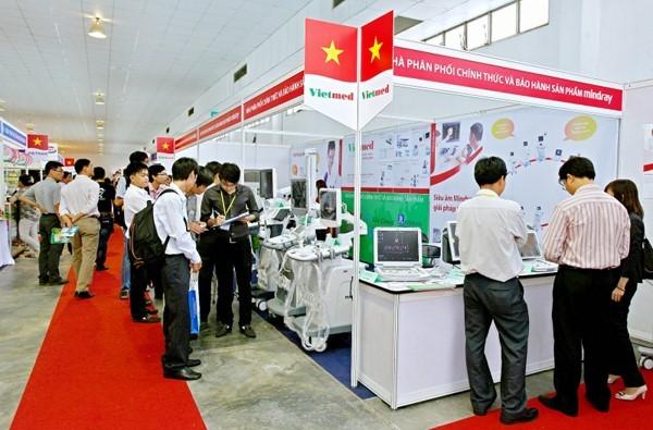 Triển lãm Medipharm Expo Việt Nam 2017