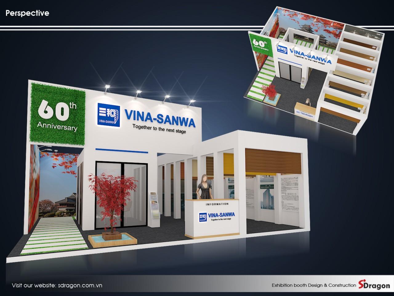 GIan hàng Vina Sanwa - VB HNT3