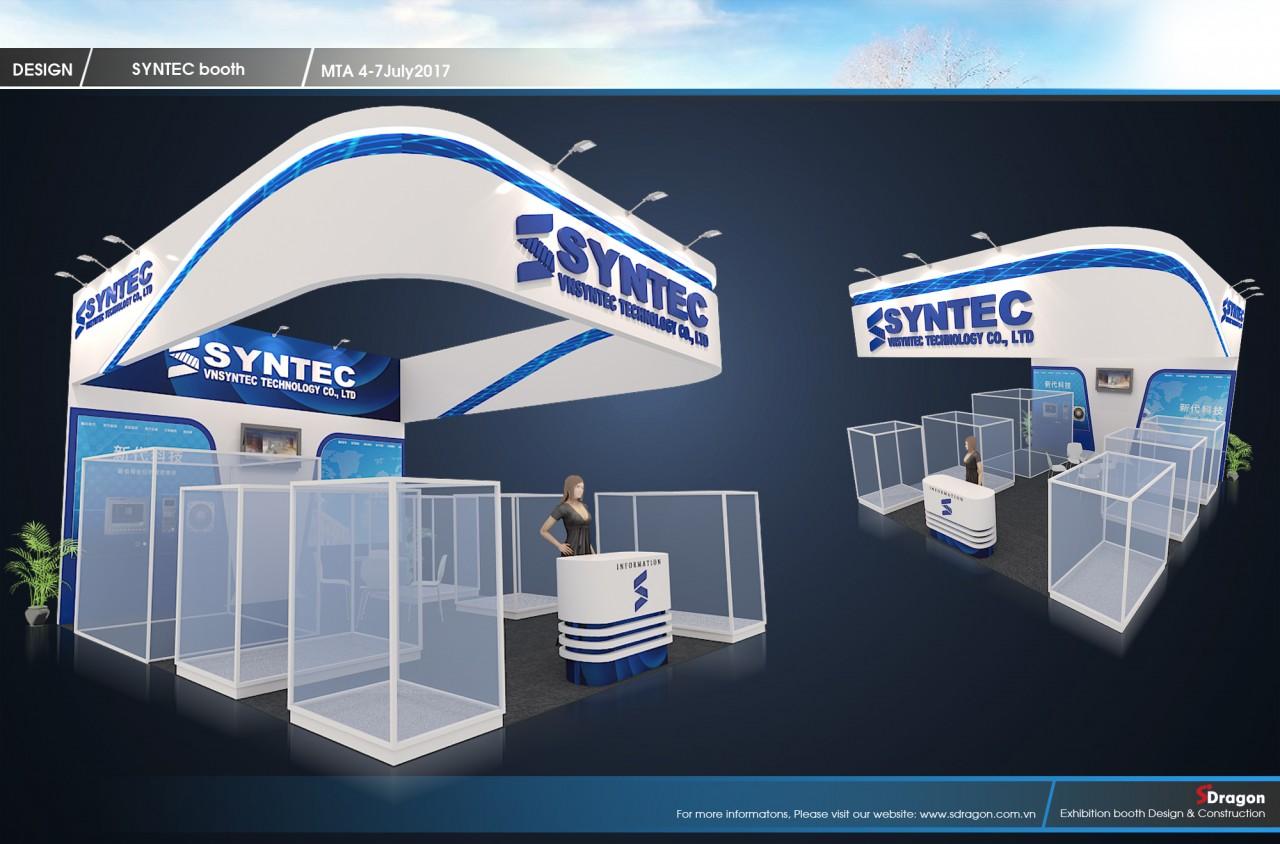 Gian hàng Syntec - MTA
