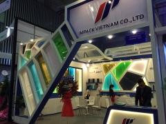Triển lãm tại Thành Phố Hồ Chí Minh cuối năm 2018