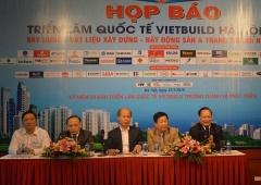 Khai mạc Triển lãm quốc tế Vietbuid Hà Nội lần thứ nhất năm 2018- Mở ra cơ hội mới cho thiết kế gian hàng