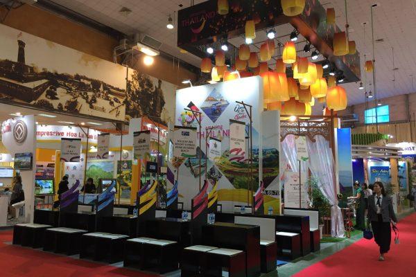 Hội chợ triển lãm tại Hà Nội từ tháng 9 đến tháng 12 năm 2018