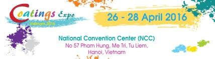 Thiết kế gian hàng triển lãm Quốc tế lần thứ 5- Coatings Expo Vietnam 2018
