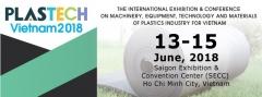 Thi công gian hàng Hội nghị triến lãm quốc tế – Plastech 2018