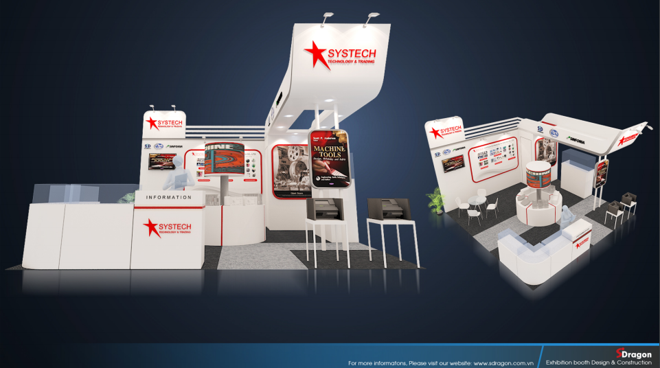 exhibition booth design