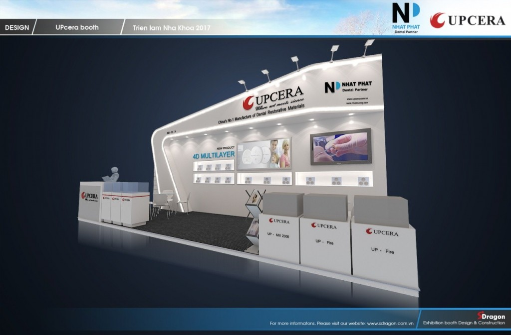 Design & construction booth
