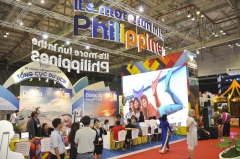 Design exhibition booth ITE 2018 – International Travel Expo 2018