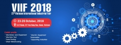 Design and construction exhibition booth VIIF 2018 – Vietnam International Industrial Fair 2018