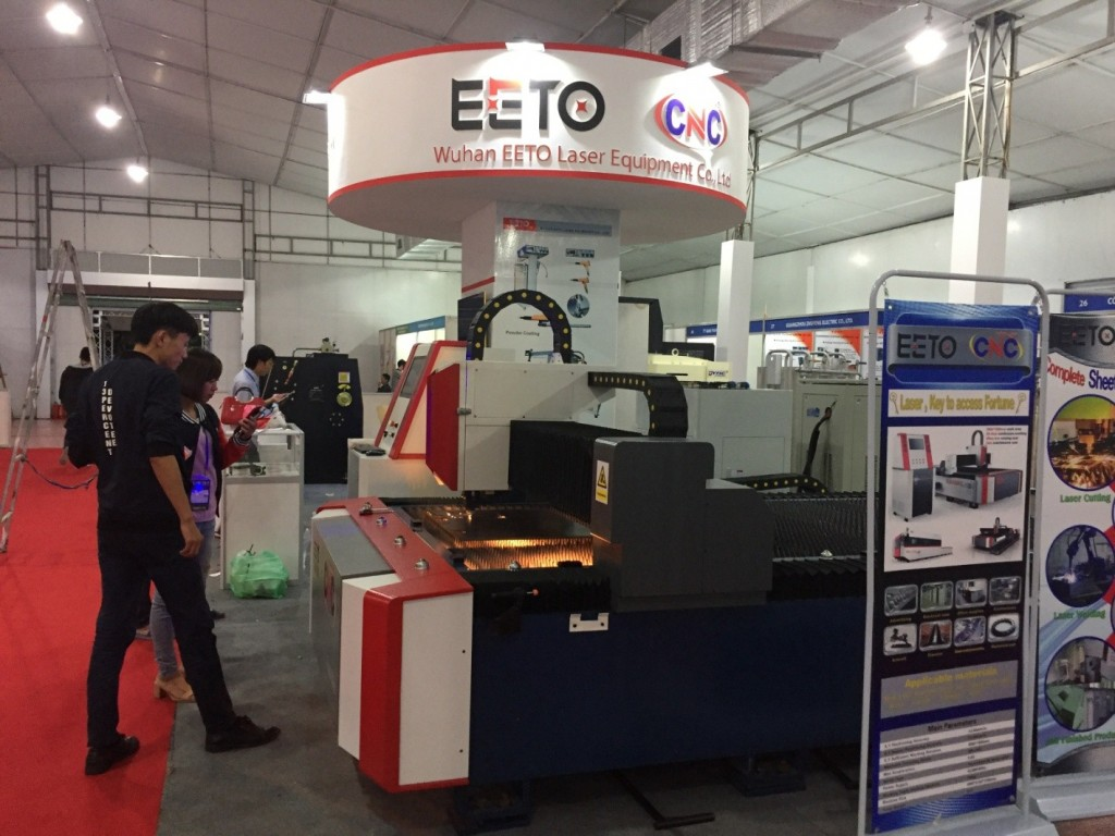 Design and construction exhibition booth