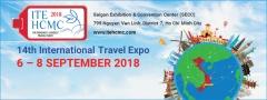 Hội chợ Du lịch Quốc tế Tp.Hồ Chí Minh 2018 – ITE HCMC 2018