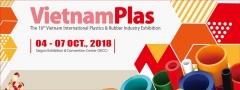 Thiết kế gian hàng Triển lãm Quốc tế Ngành Công nghiệp nhựa và Cao su 2018
