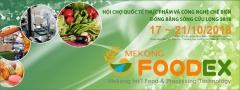 Hội chợ Quốc tế Thực phẩm và Công nghệ chế biến Đồng Bằng Sông Cửu Long