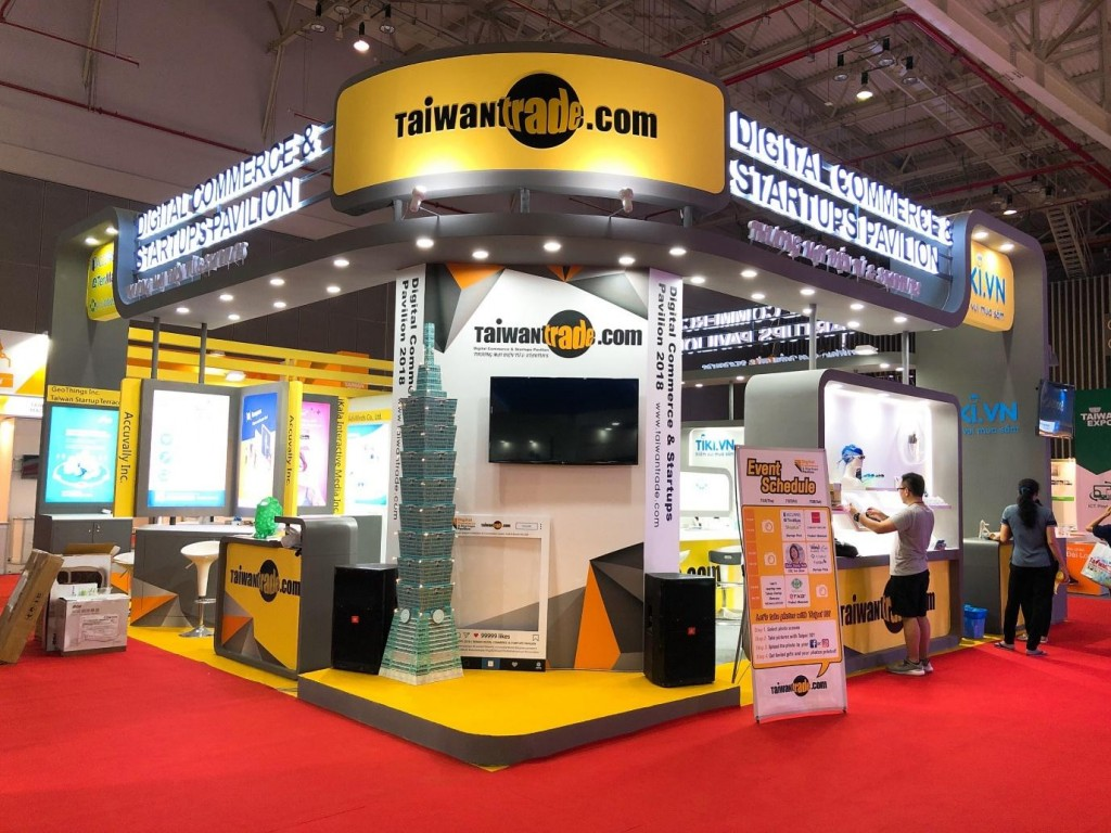 construction exhibition stands