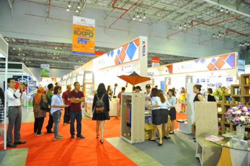 hội chợ thương mại vietnam expo