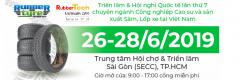 THIẾT KẾ GIAN HÀNG TRIỂN LÃM Rubber & Tyre  Việt Nam 2019