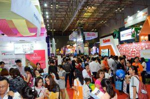 Triển lãm ITE - hội chợ quốc tế du lịch thường niên được tổ chức hàng năm