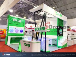 exhibition contractor in vietnam