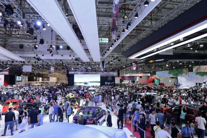 Vietnam Motorshow Exhibition Information