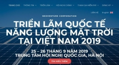 Vietnam Solar Power Expo 2019