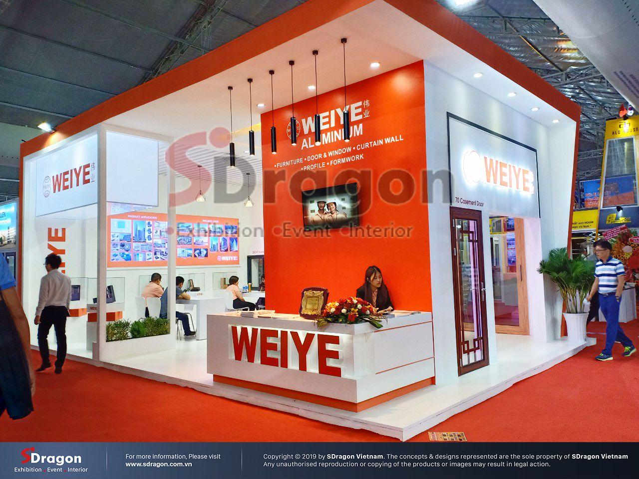 exhibition in vietnam