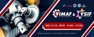Thiết kế gian hàng triển lãm VIMAF và VSIF