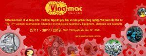 Thông tin triển lãm vinamac expo 2019