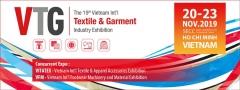 Triển lãm VTG – Triển lãm quốc tế ngành dệt may