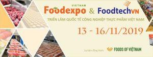 thông tin triển lãm Food Expo 2019