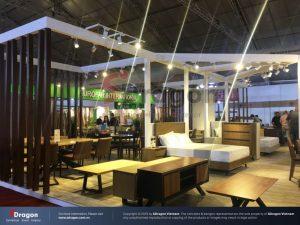 thiết kế gian hàng triển lãm Vifa Expo 2020