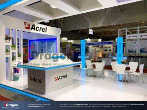 thiết kế gian hàng triển lãm Vietnam Sport Show