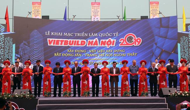 Thông tin triển lãm VietBuild