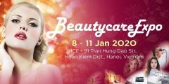 Beautycare Expo 2020 – Booth Design & Construction
