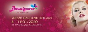 triển lãm beautycare Expo 2020