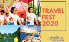 VIETNAM TRAVEL FEST – LỄ HỘI MUA SẮM DU LỊCH HẤP DẪN