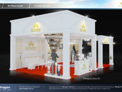 Dịch vụ thiết kế gian hàng hội chợ chuẩn quốc tế