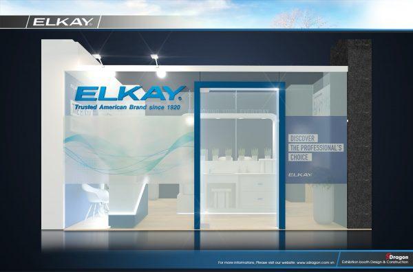 Thiết kế Showroom ELKAY