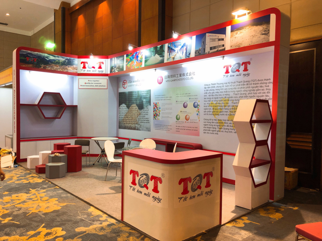 Design & construction special booth