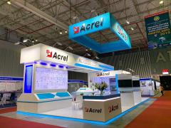 Sdragon thiết kế gian hàng triển lãm ETE & ENERTEC EXPO 2020