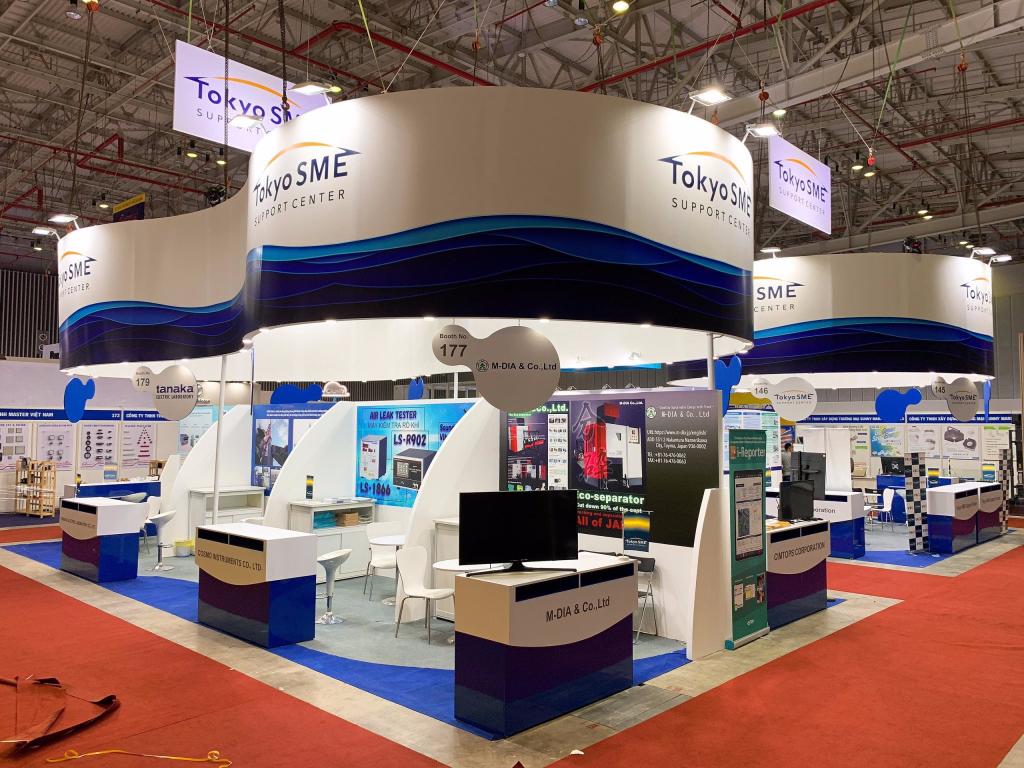 triển lãm ETE & ENERTEC EXPO 2020