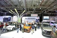Thiết kế thi công gian hàng hội chợ Vietnam Motorshow 2020