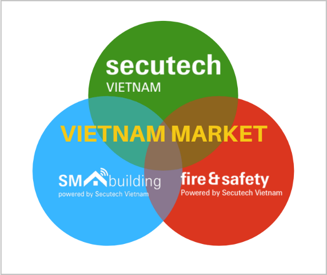 Design and Construction for Secutech Vietnam 2020