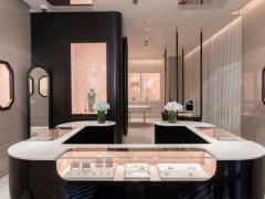 SDRAGON – Thiết kế và thi công showroom trang sức
