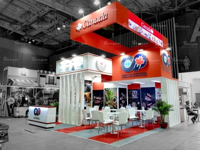 Design & Construction booth in Vietnam – Food&Hotel Hanoi (FHH) 2020